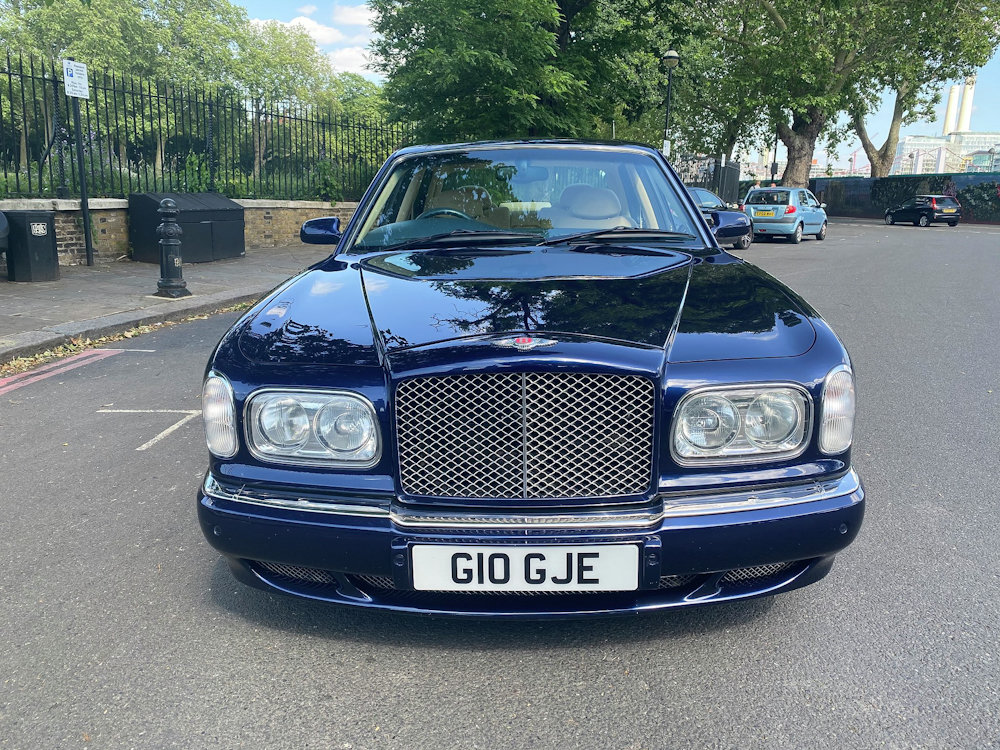 2001 Bentley Arnage Le Mans Edition 32,500 miles only For Sale (picture 3 of 6)