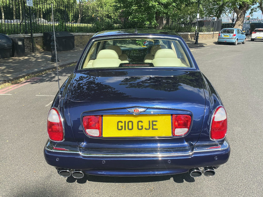 2001 Bentley Arnage Le Mans Edition 32,500 miles only For Sale (picture 5 of 6)