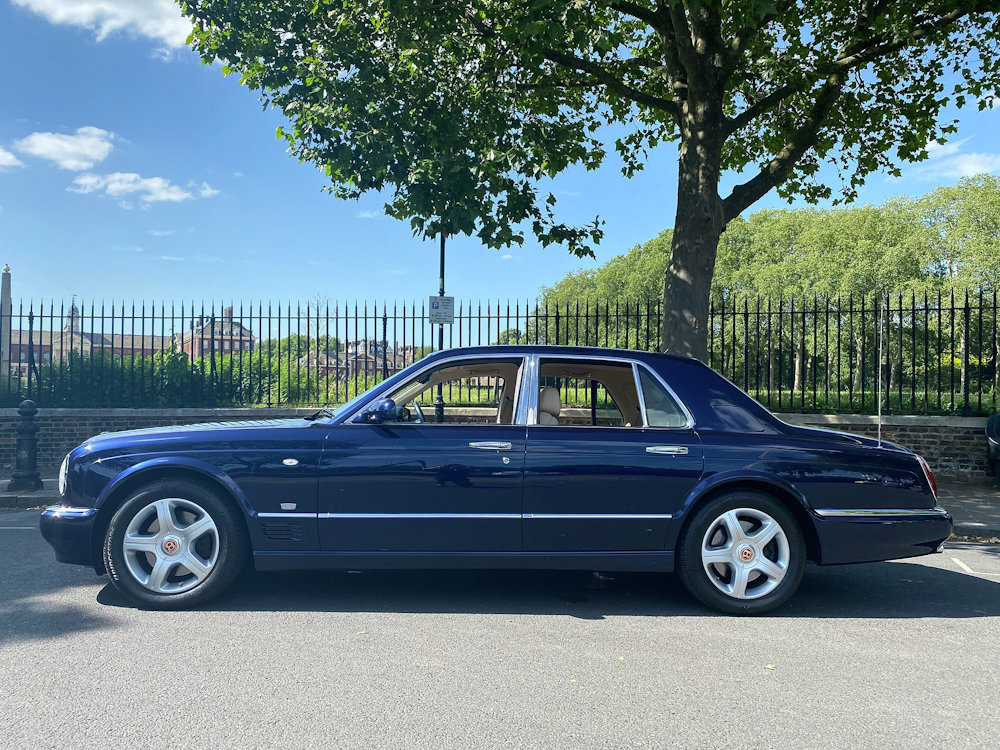 2001 Bentley Arnage Le Mans Edition 32,500 miles only For Sale (picture 6 of 6)