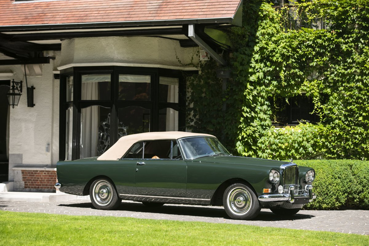 1962 Bentley S3 Continental cabriolet Park Ward For Sale by Auction (picture 2 of 6)