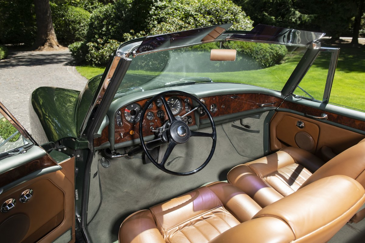 1962 Bentley S3 Continental cabriolet Park Ward For Sale by Auction (picture 4 of 6)