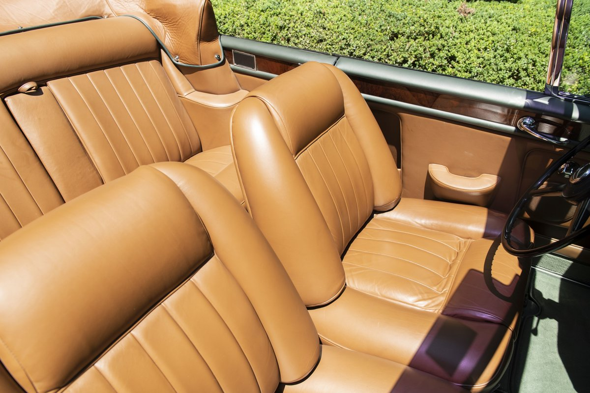 1962 Bentley S3 Continental cabriolet Park Ward For Sale by Auction (picture 5 of 6)