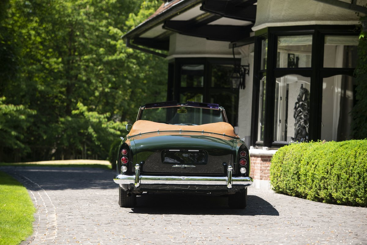 1962 Bentley S3 Continental cabriolet Park Ward For Sale by Auction (picture 6 of 6)