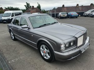 2000 Bentley arnage red label auto