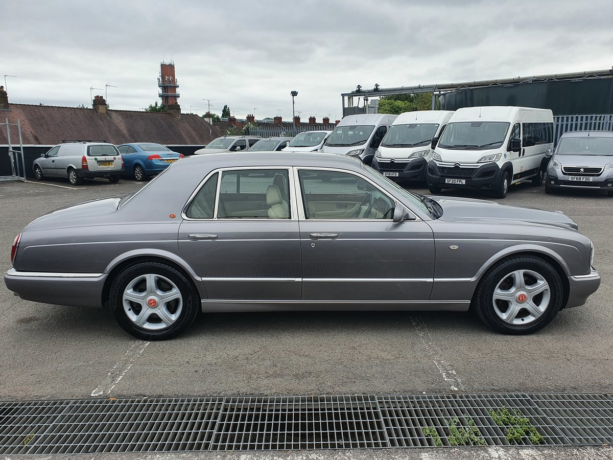 2000 Bentley arnage red label auto For Sale (picture 2 of 3)