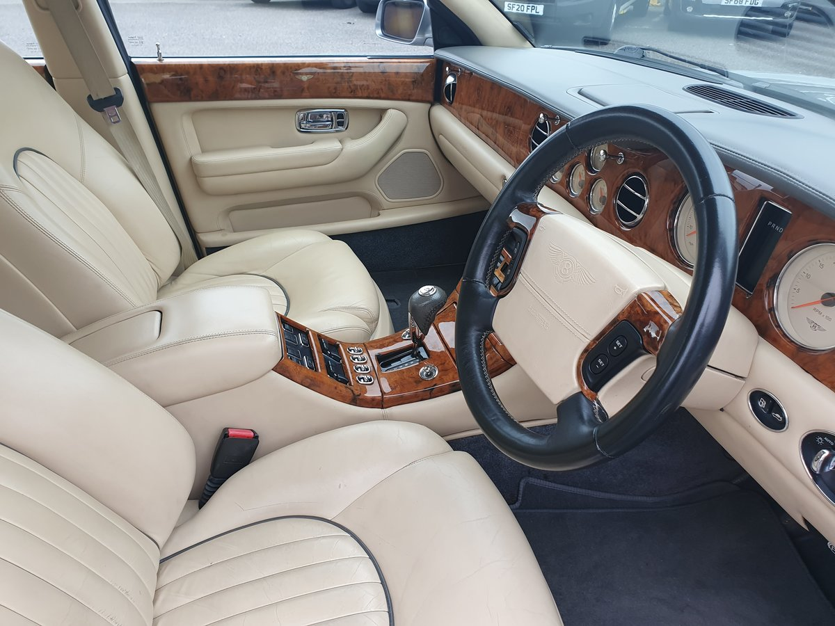 2000 Bentley arnage red label auto For Sale (picture 3 of 3)
