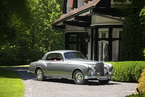 1956 Bentley S1 Continental coupé Park Ward For Sale by Auction
