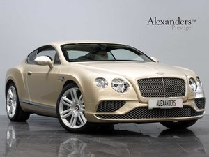 15 15 BENTLEY CONTINENTAL GT 6.0 W12 AUTO