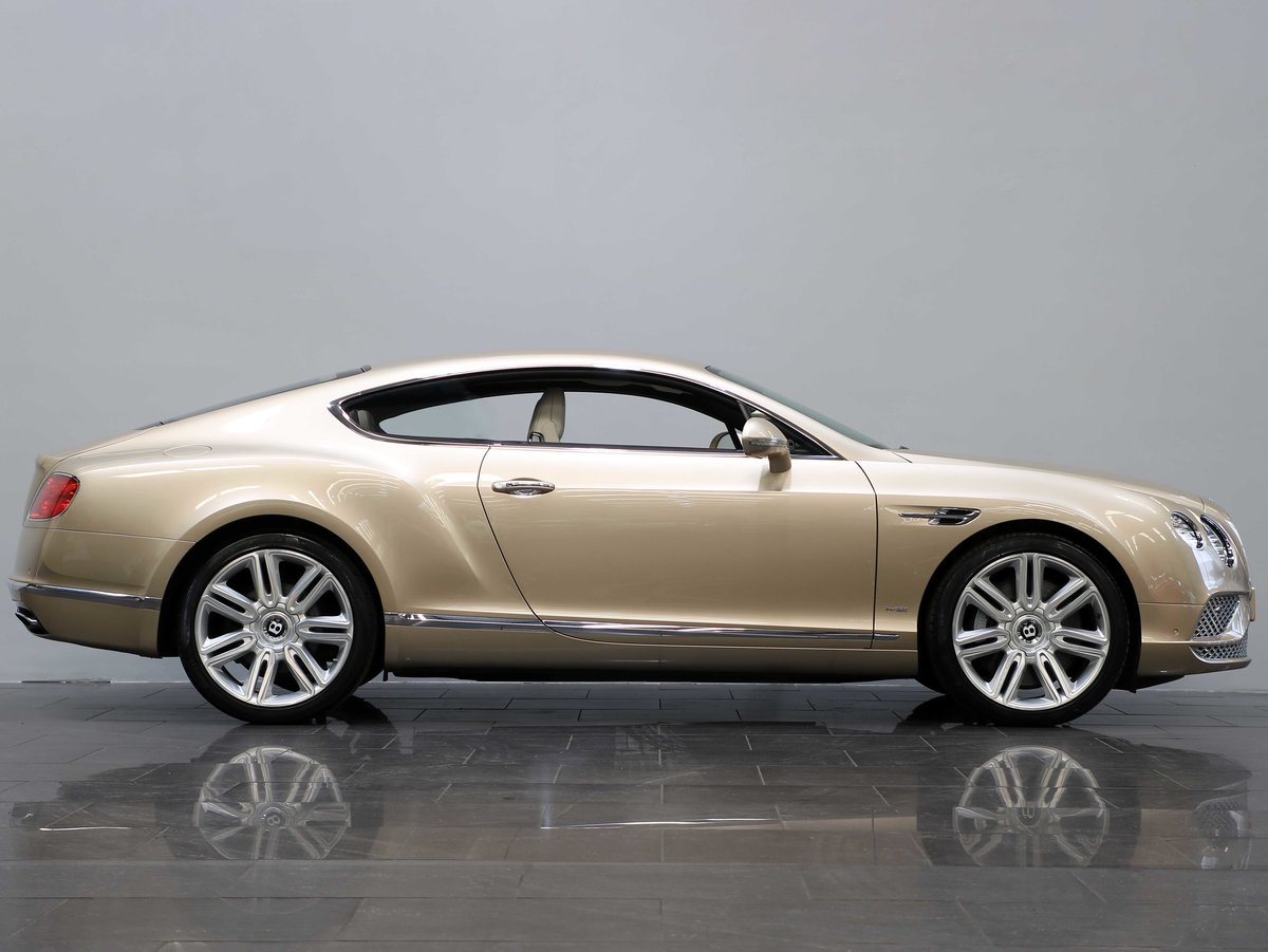 2015 15 15 BENTLEY CONTINENTAL GT 6.0 W12 AUTO For Sale (picture 2 of 6)