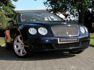 2006 Continental Flying Spur