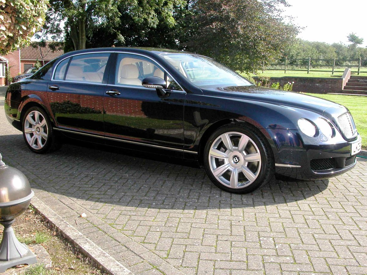 2006 Continental Flying Spur For Sale (picture 4 of 8)