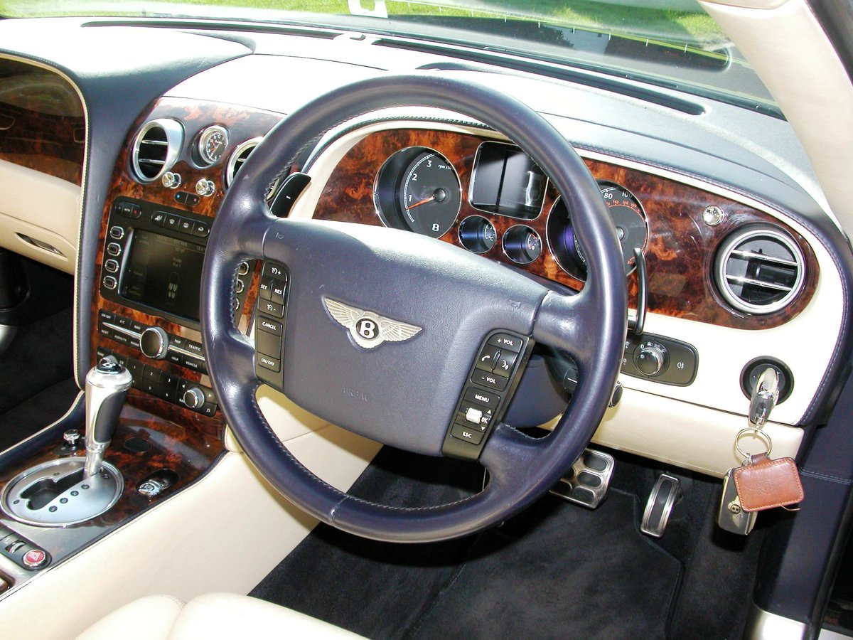 2006 Continental Flying Spur For Sale (picture 5 of 8)