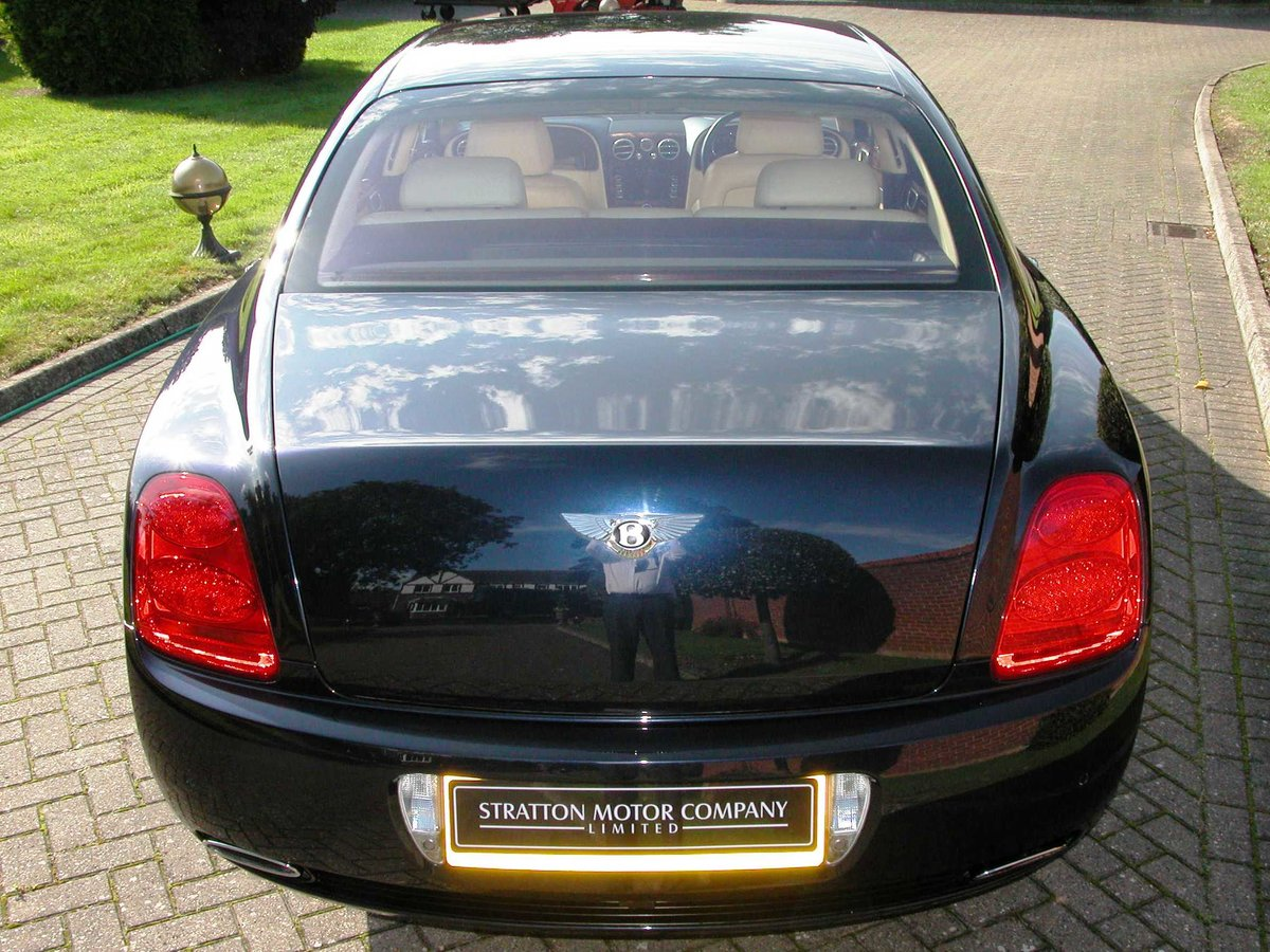 2006 Continental Flying Spur For Sale (picture 8 of 8)