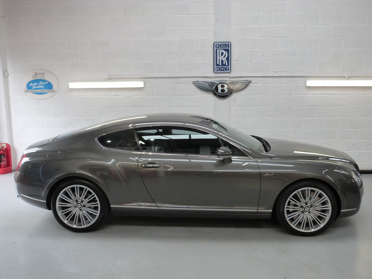 2008 Bentley GT Speed 6.0L W12  15k Mechanical Overhaul Done For Sale (picture 4 of 6)
