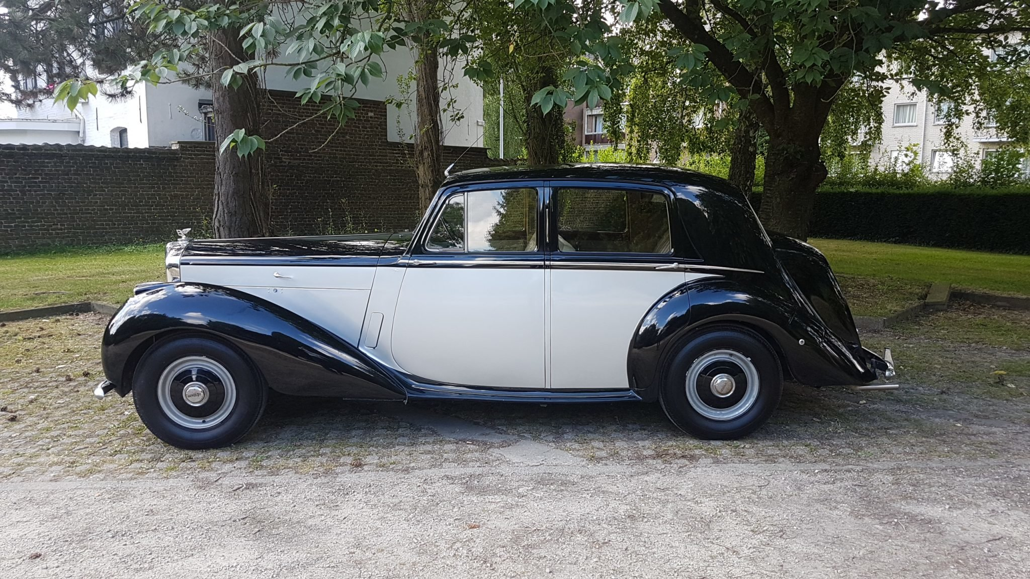 1952 Bentley MK6 For Sale (picture 1 of 6)