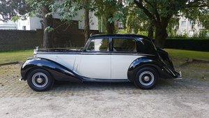 1952 Bentley MK6
