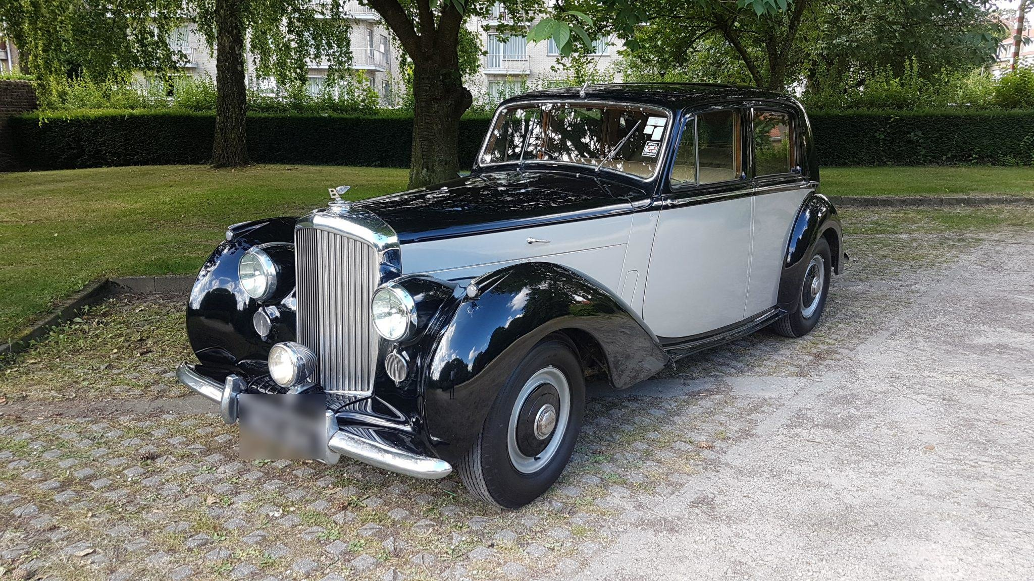 1952 Bentley MK6 For Sale (picture 2 of 6)