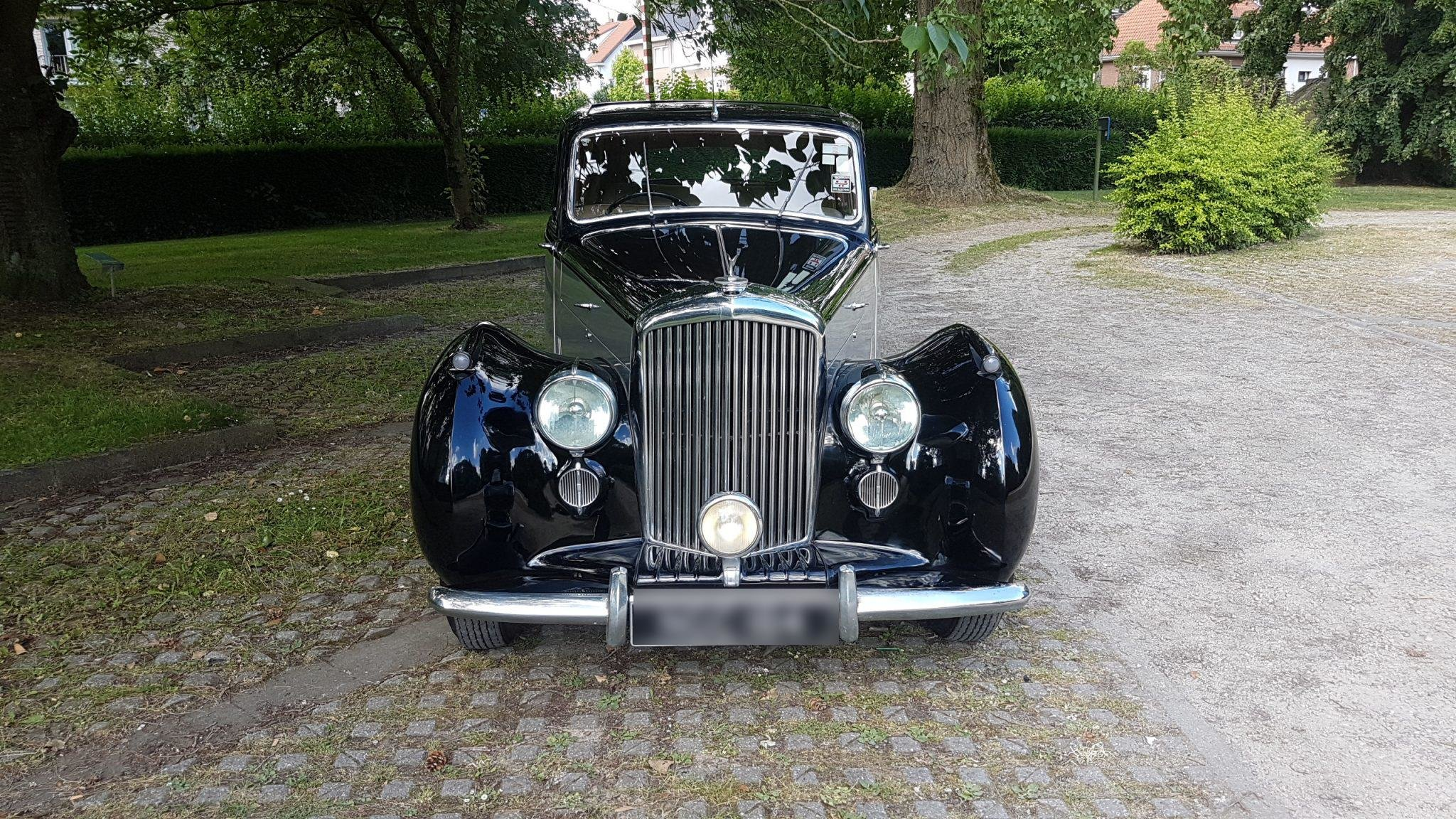 1952 Bentley MK6 For Sale (picture 3 of 6)