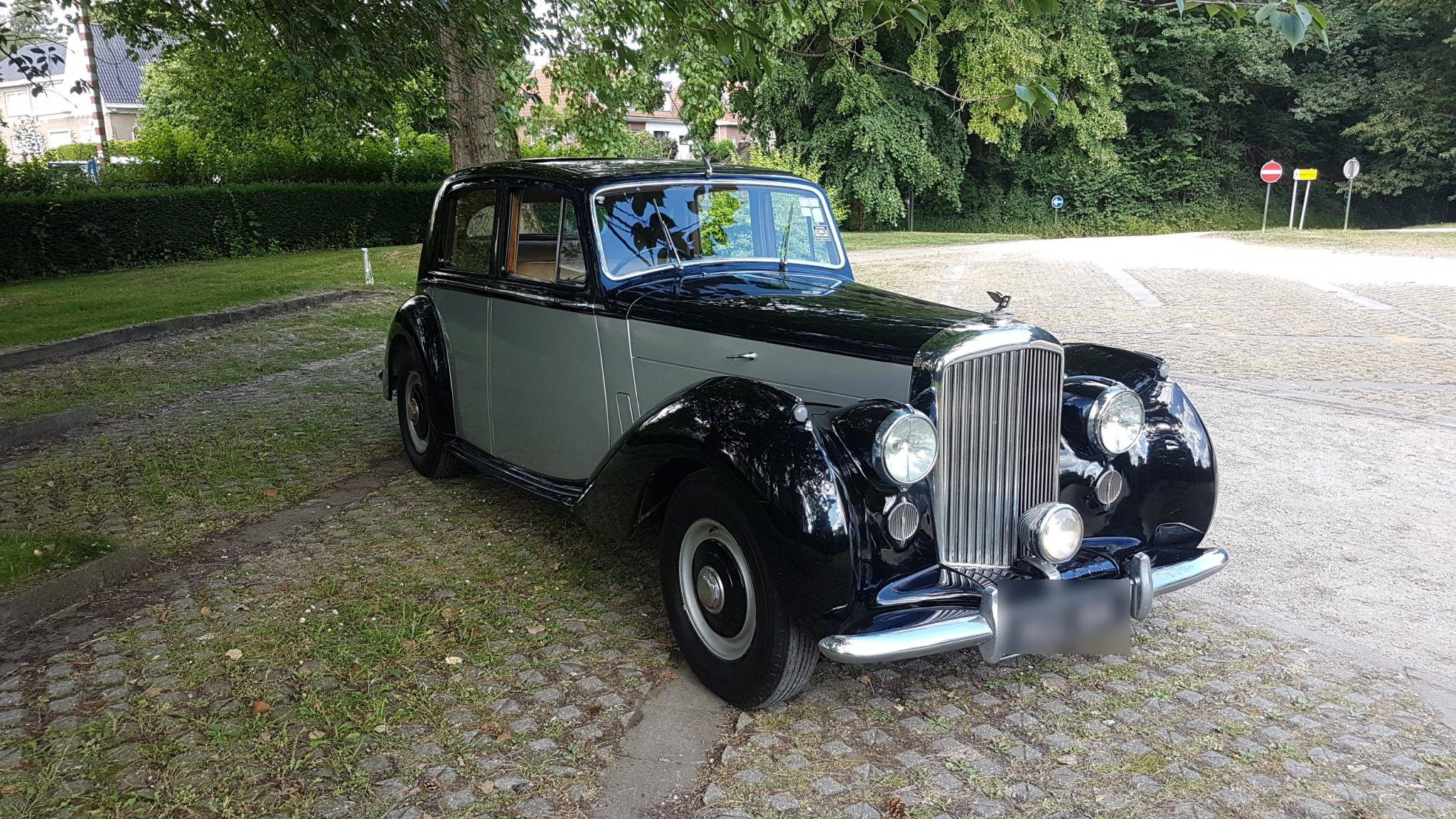 1952 Bentley MK6 For Sale (picture 4 of 6)