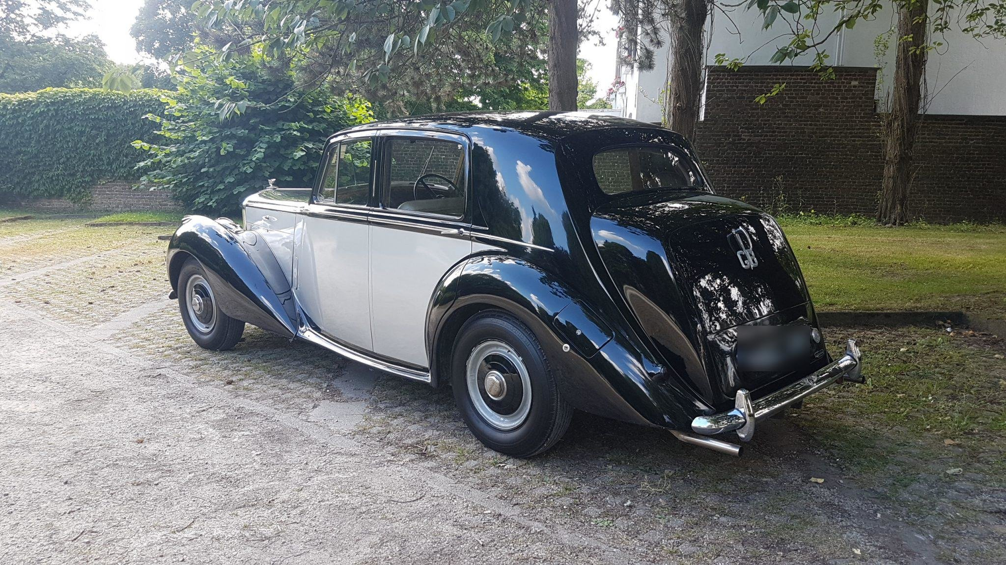 1952 Bentley MK6 For Sale (picture 5 of 6)