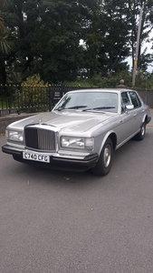 1985 Bentley Eight Original fully handbuilt bentley
