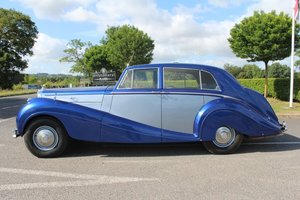 1951 Bentley Mark 6 Mulliner Lightweight