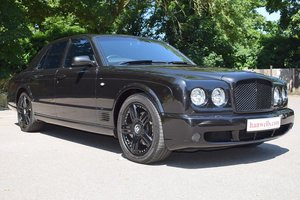 2006/06 Bentley Arnage T Mulliner Level II in Diamond Black