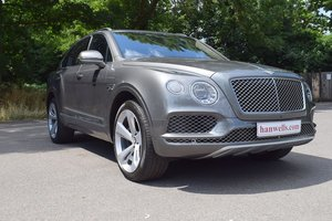2017/67 2018 Model Bentley Bentayga Mulliner V8 D Seven Seat