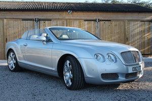 2008 Bentley Continental GTC Mulliner Driving Spec For Sale