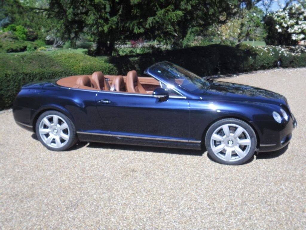 2007 BENTLEY GTC  For Sale (picture 3 of 5)