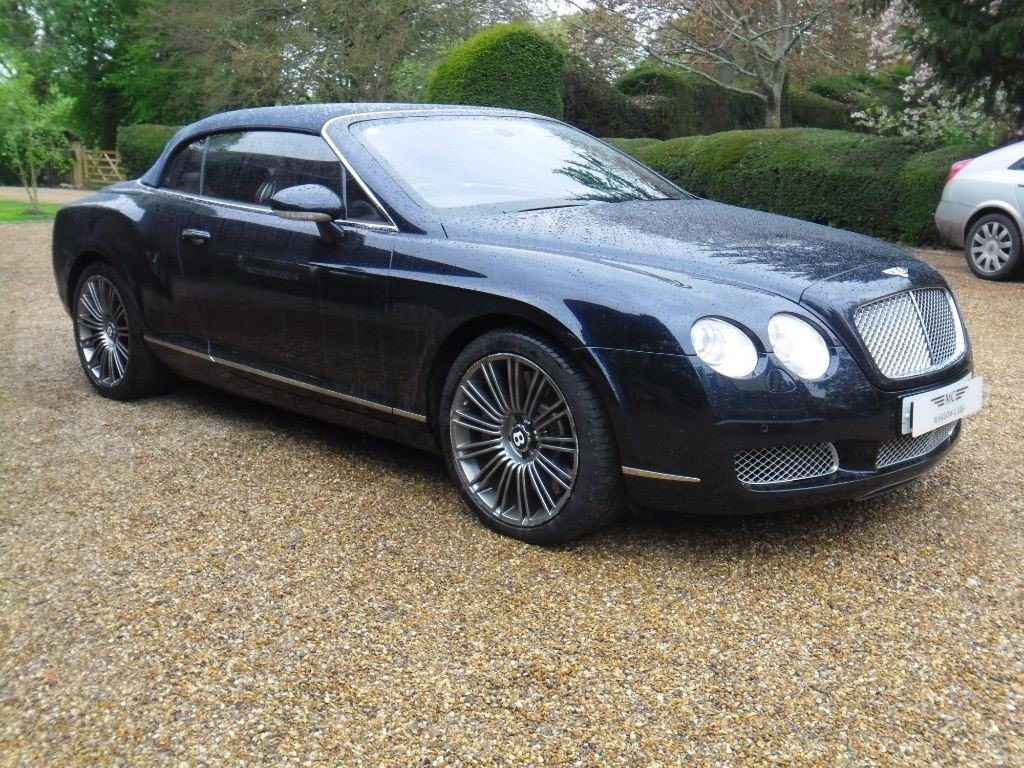 2007 BENTLEY GTC  For Sale (picture 5 of 5)