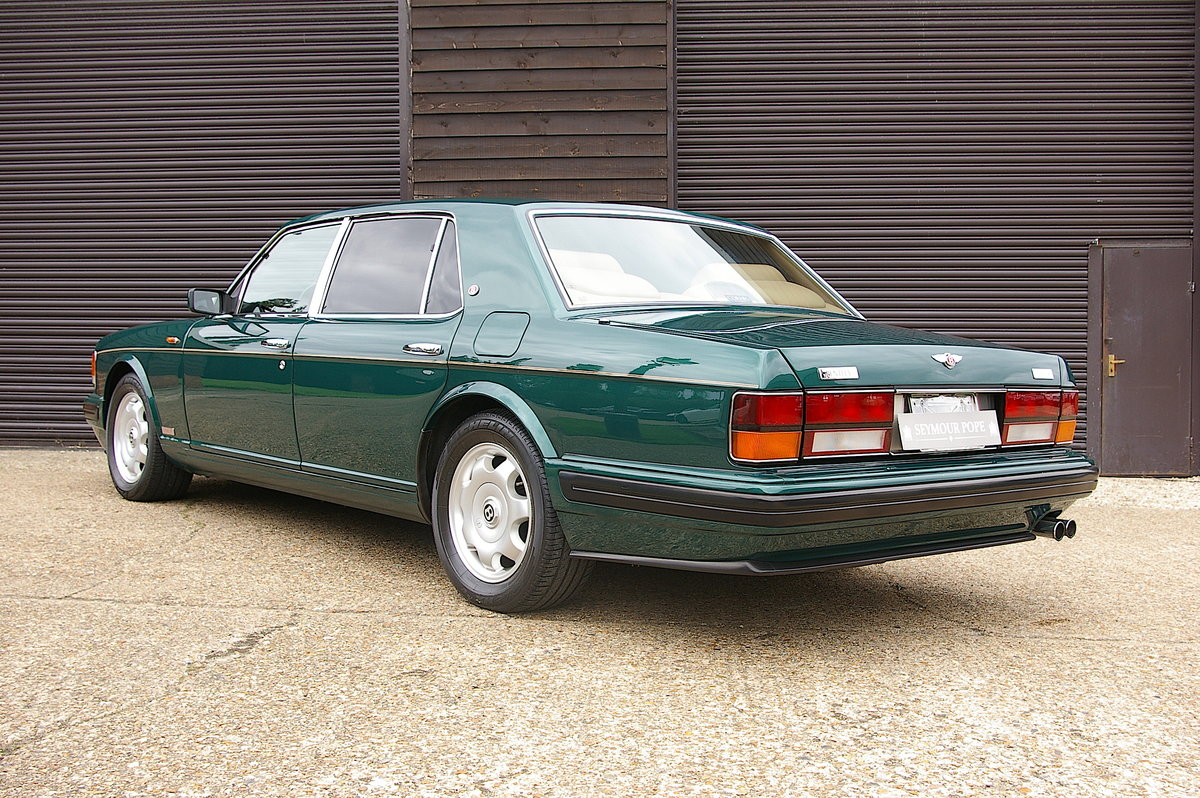 1996 Bentley Turbo RL 6.75 Automatic Saloon (26,645 miles) For Sale (picture 3 of 6)