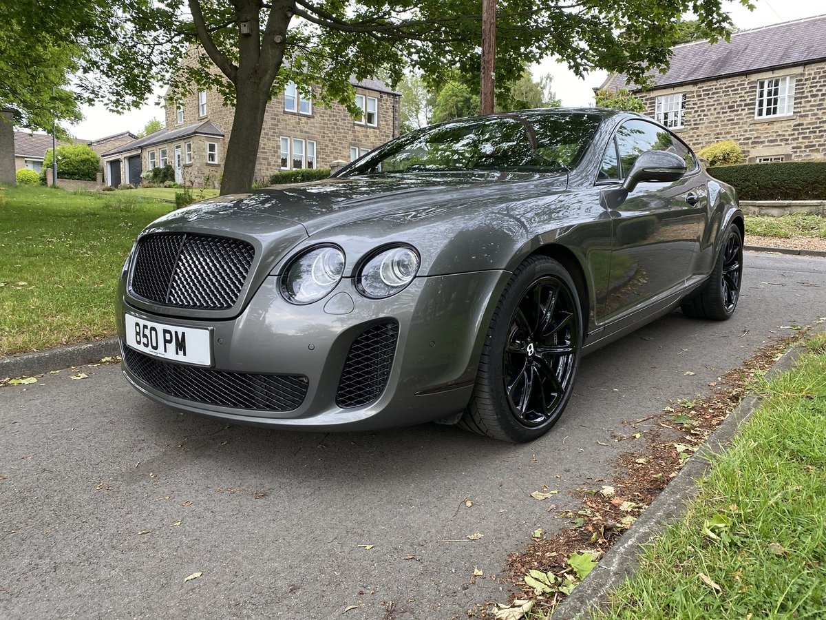 2010 Bentley Continental GT 6.0 Supersports For Sale (picture 3 of 6)