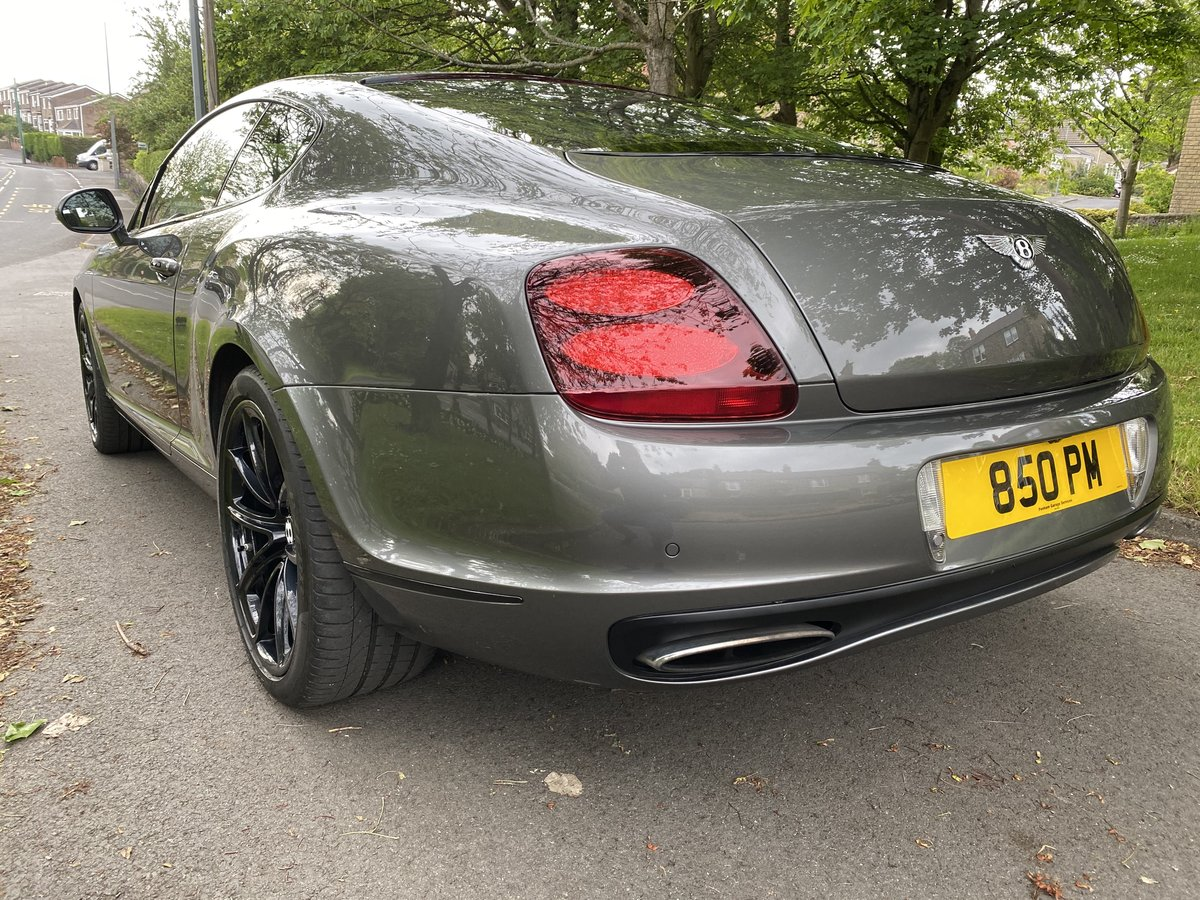 2010 Bentley Continental GT 6.0 Supersports For Sale (picture 4 of 6)