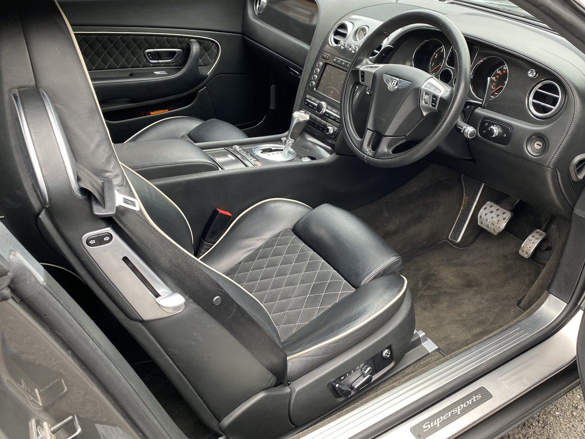 2010 Bentley Continental GT 6.0 Supersports For Sale (picture 5 of 6)