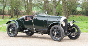 1927 Bentley 3-Litre Speed Model Sports Roadster