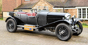 1928 Bentley 4½-Litre Tourer