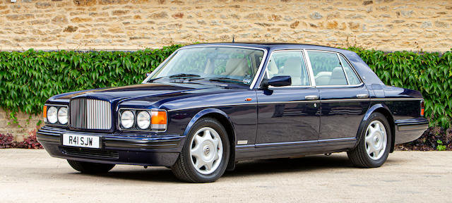1997 Bentley Brooklands Saloon
