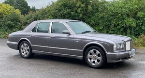 1998 Bentley Arnage Green Label Saloon
