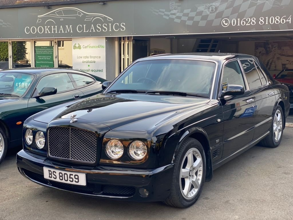 2008 Bentley arnage t, low miles For Sale (picture 1 of 6)