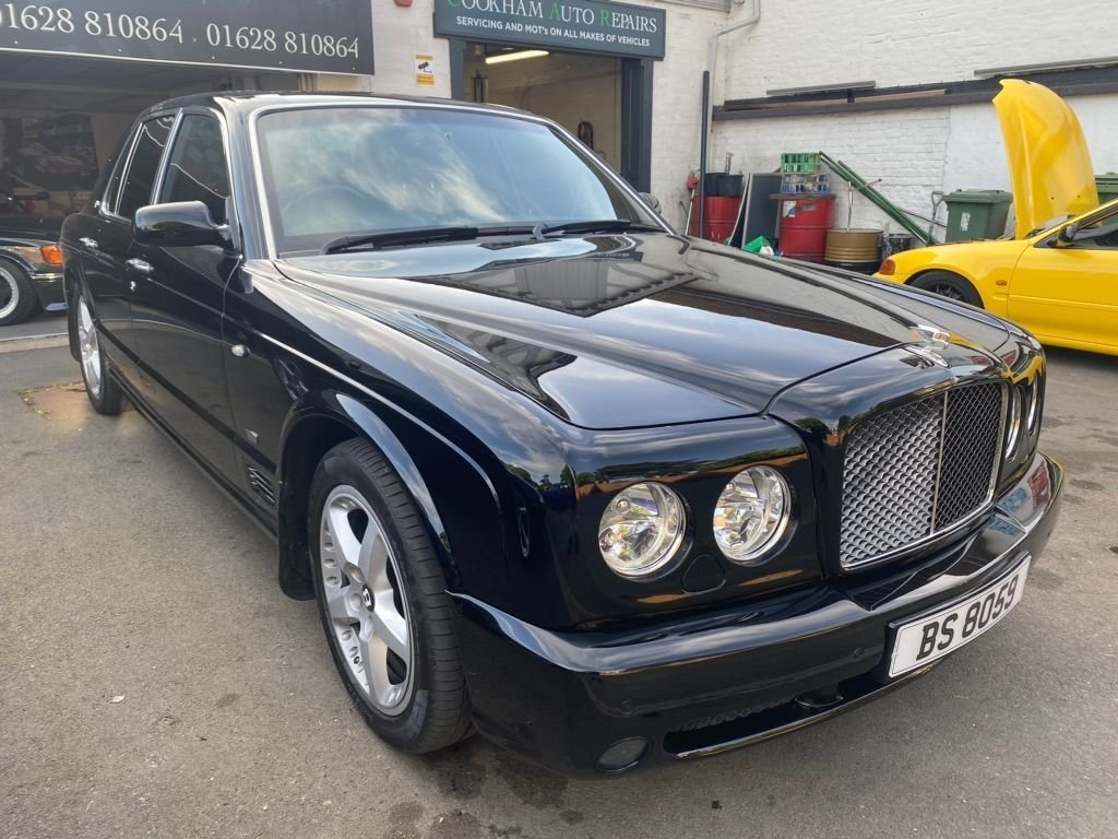 2008 Bentley arnage t, low miles For Sale (picture 2 of 6)