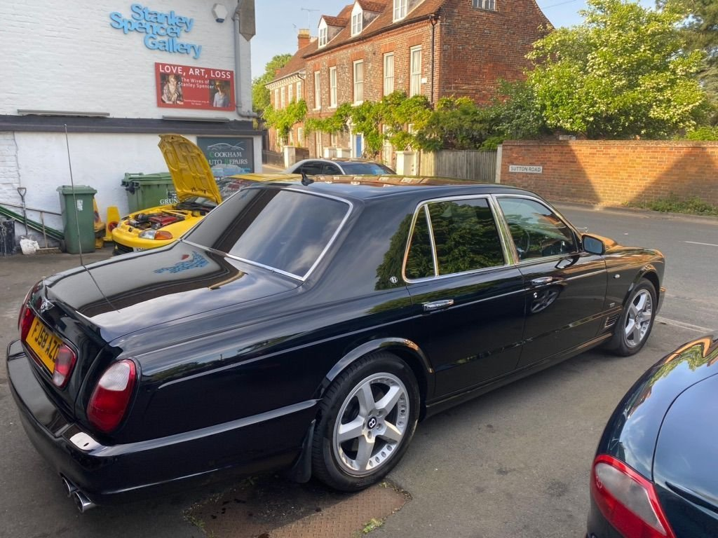 2008 Bentley arnage t, low miles For Sale (picture 4 of 6)