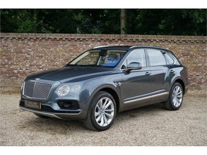 2016 Bentley Bentayga 6.0 W12 Full Options, Dutch registration, L