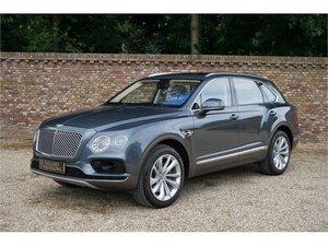 2016 Bentley Bentayga 6.0 W12 Full Options, Dutch registration, L For Sale