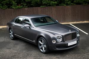 2015/15 Bentley Mulsanne Speed