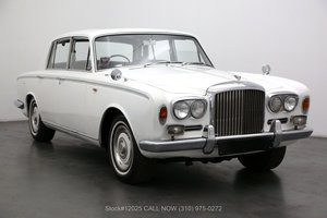 1967 Bentley T1 Right-Hand Drive