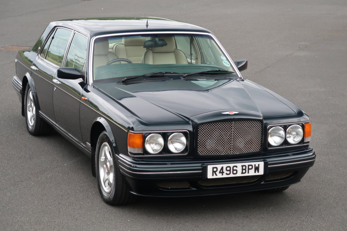1997 BENTLEY TURBO RT For Sale (picture 1 of 6)