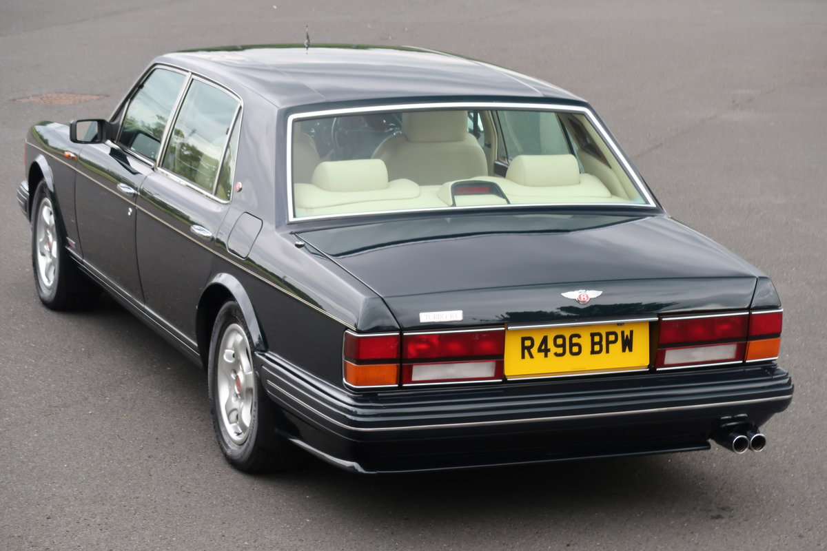 1997 BENTLEY TURBO RT For Sale (picture 2 of 6)