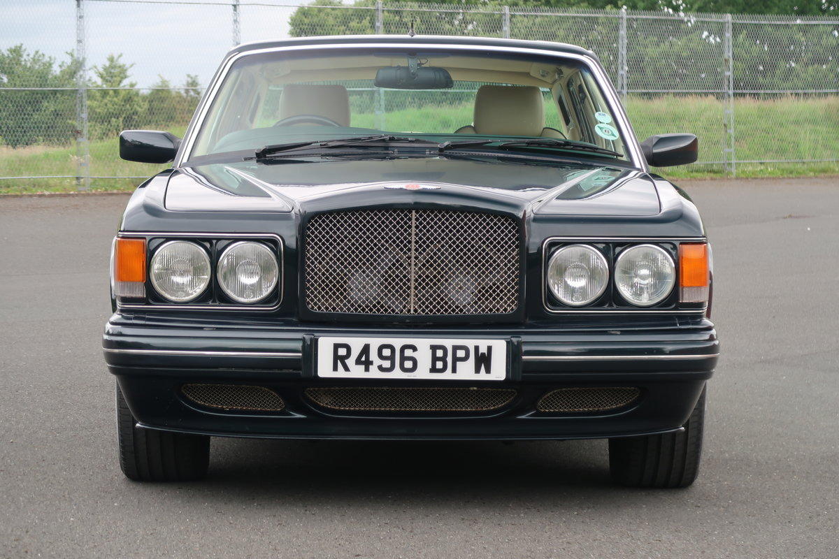 1997 BENTLEY TURBO RT For Sale (picture 3 of 6)