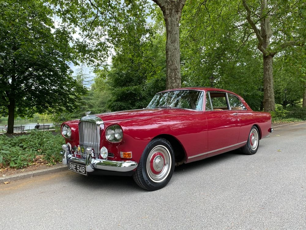 1964 Bentley S3 Continental 2 Door Saloon For Sale (picture 1 of 24)